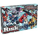 Risk Risk Transformers Board Game