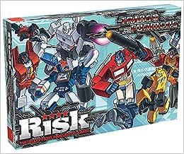 Risk Transformers: Amazon.es: Libros en idiomas extranjeros