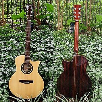 XUJJA - Soporte para Guitarra (Grado AA, 104,8 cm, diámetro de 104 cm), Color ébano: Amazon.es: Hogar