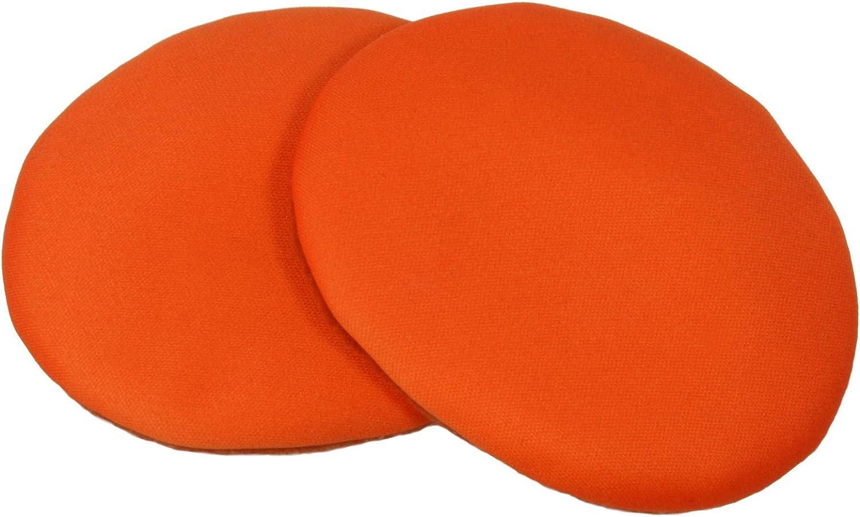Earbags Ohrenw/ärmer Standard Fleece orange M
