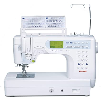 Janome - MC6600P profesional