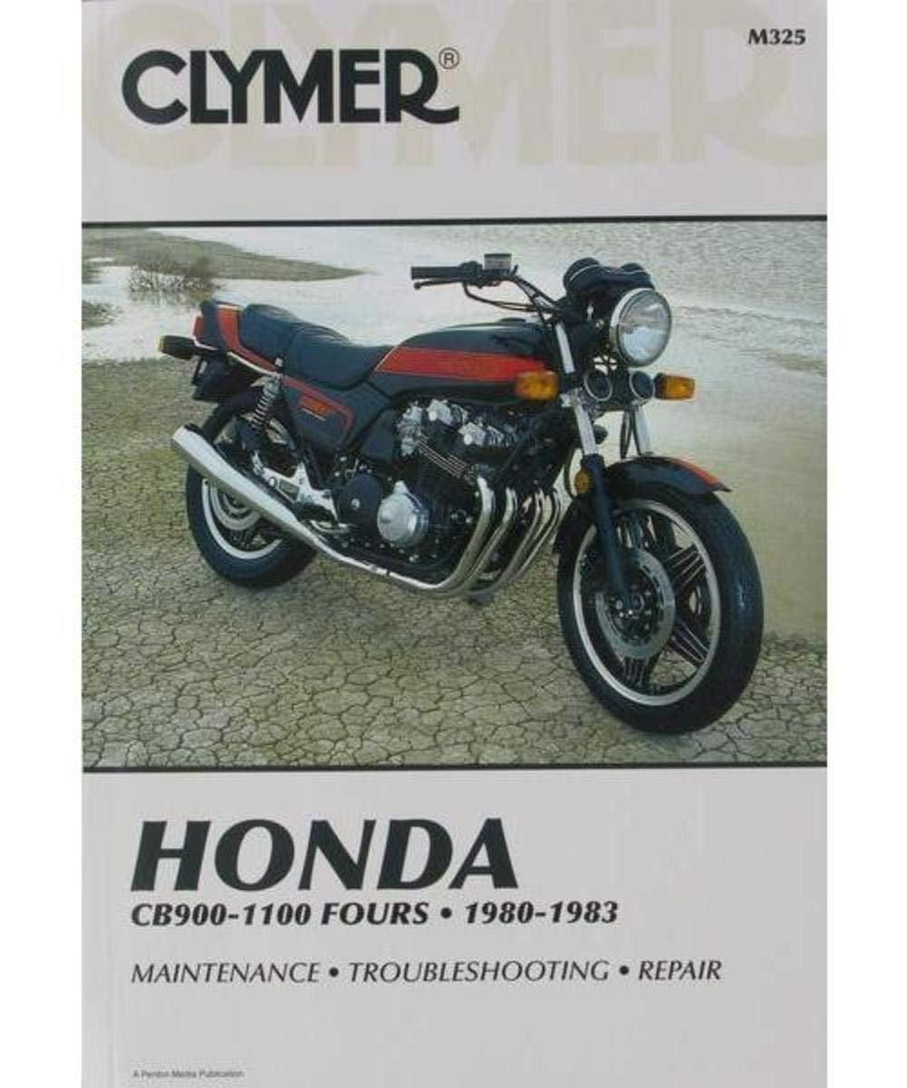 Clymer Repair Manual M325