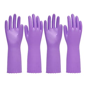 Pacific PPE PVC Dishwashing Gloves