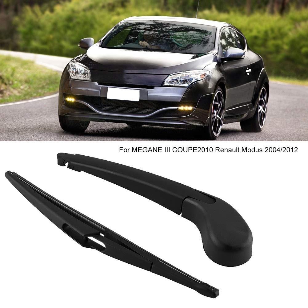 Limpiaparabrisas Coche Auto Parabrisas trasero Limpiaparabrisas Brazo y cuchilla for Renault Grand Scenic