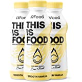 YFood Drink Vanilla (12 x 500kcal) - Meal Replacement Drink–12 Bottles