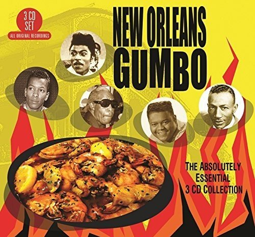 VA - New Orleans Gumbo - (BT3127) - 3CD - FLAC - 2016 - HOUND Download
