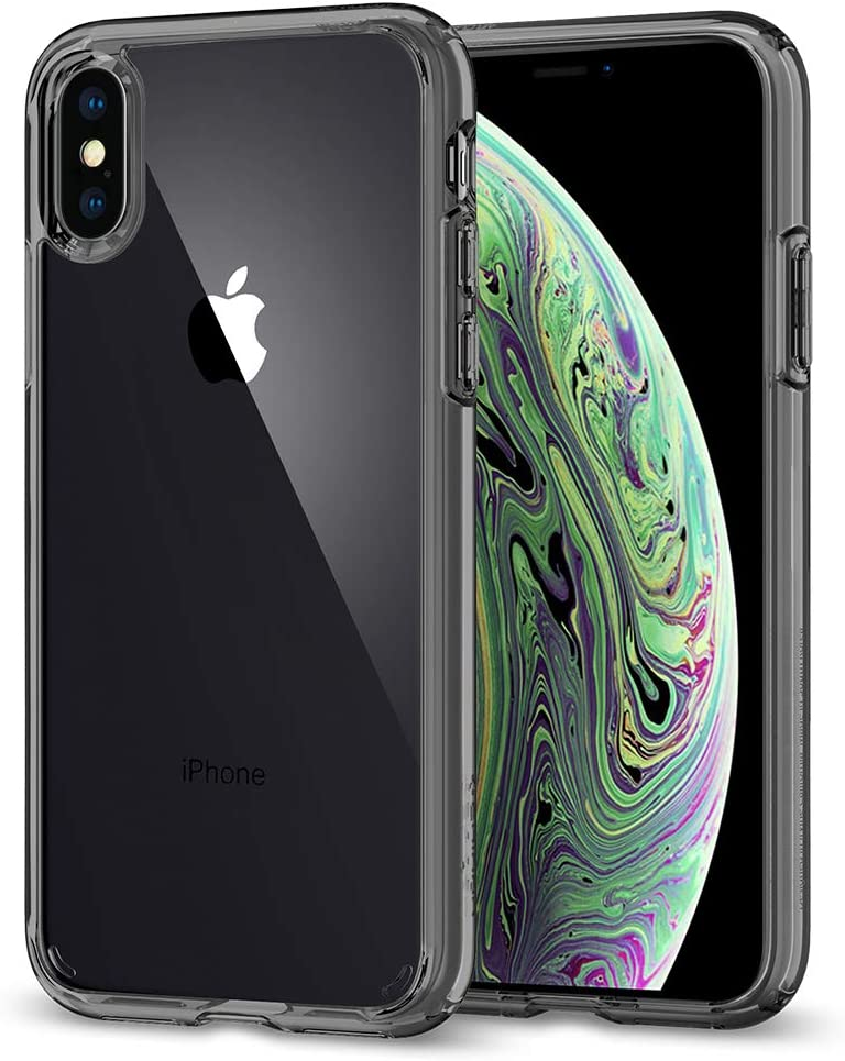 Spigen Ultra Hybrid Designed for Apple iPhone Xs Case (2018) / Designed for Apple iPhone X Case (2017) - Space Crystal