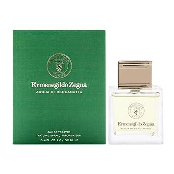 e5d42b2799 Amazon.com : Ermenegildo Zegna Acqua di Bergamotto for men 3.4 oz ...