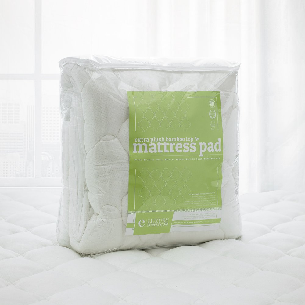Exceptionalsheets Rayon From Bamboo Mattress Pad With