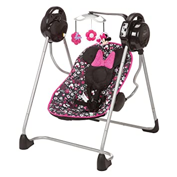 Amazon.com: Disney Minnie Mouse Pop All-in-One Swing: Baby