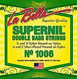 LaBella 1006 La Bella Nyl Bass Strg St
