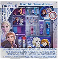 Townley Girl Disney Frozen Beauty Cosmetic Set for Kids