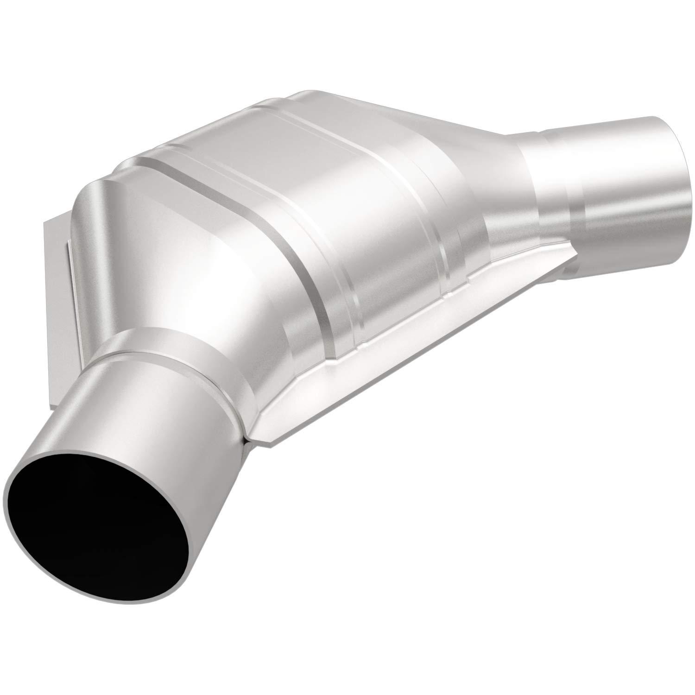 Non CARB Compliant MagnaFlow 51039 Universal Catalytic Converter
