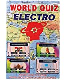 toyztrend educational world quiz electro for kids, let your child learn the history and about world and if they answer correct the light would blink red.