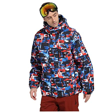 Contactsly-sport Chaqueta de Esquí Caliente Traje de esquí ...