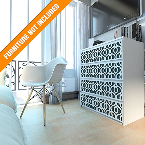 Cheap HomeArtDecor | Hardware Furniture Applique | Suitable For IKEA Malm |  31.49 X 7.87 Inches