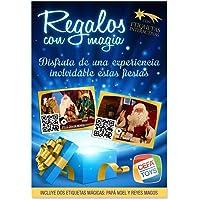 Cefa Toys- Etiquetas interactivas Regalos con Magia. (1)