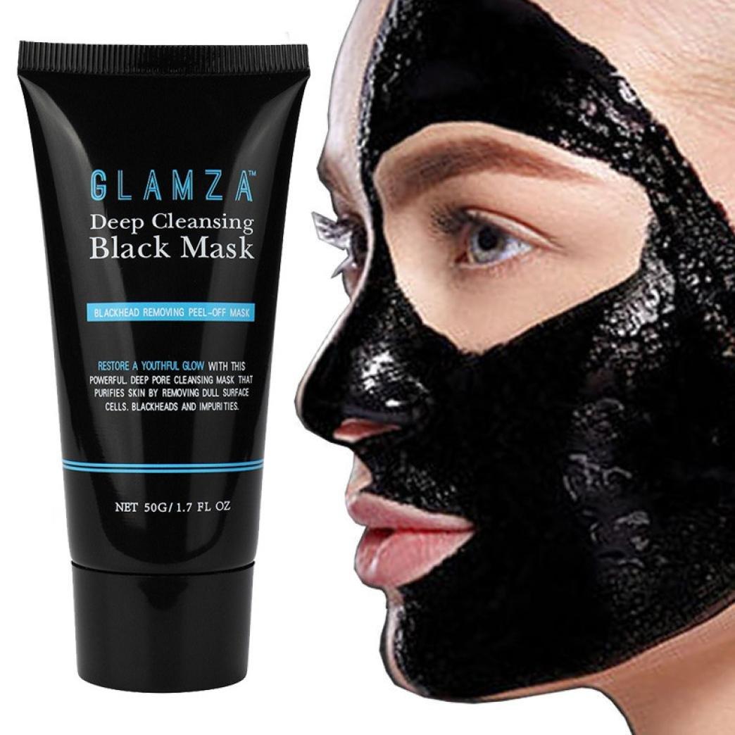 DZT1968 2018 Star Mask 50g Peel Off Mask Tightening Moisturizing Mask Petal Fresh, Acne Facial Wash, Pore Clearing, Chamomile + Oatmeal, 7 fl oz(pack of 2)