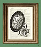 Vintage Book Art Record Players - Best Reviews Guide