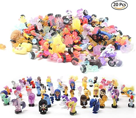 Random 20pcs Different Fisher-Price Little People Figures Doll Toys Collection