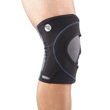 2e42ce7850 Amazon.com: Breg FreeSport Knee Brace, Sleeve (Small Right): Health ...