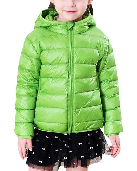 competitive price 98d2d a5173 ZhuiKun Kinder Daunenjacke Winterjacke Jungen Mädchen ...