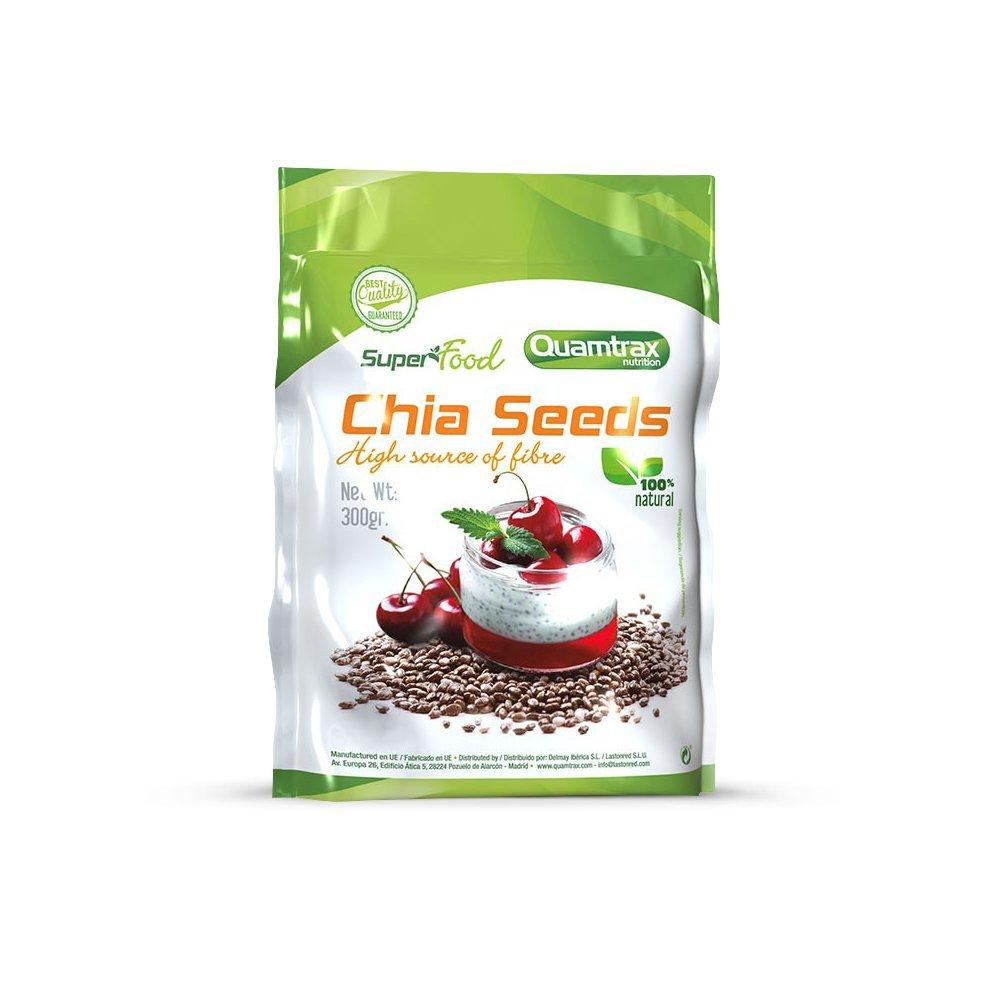 Super Food Chia Seeds 300 g: Amazon.es: Salud y cuidado personal