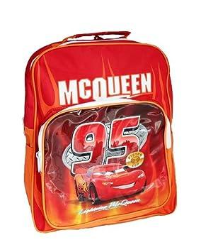 primaire 34x28cm enfant école Sac garçon Disney Sac à dos Cars WZfOqwYPHx