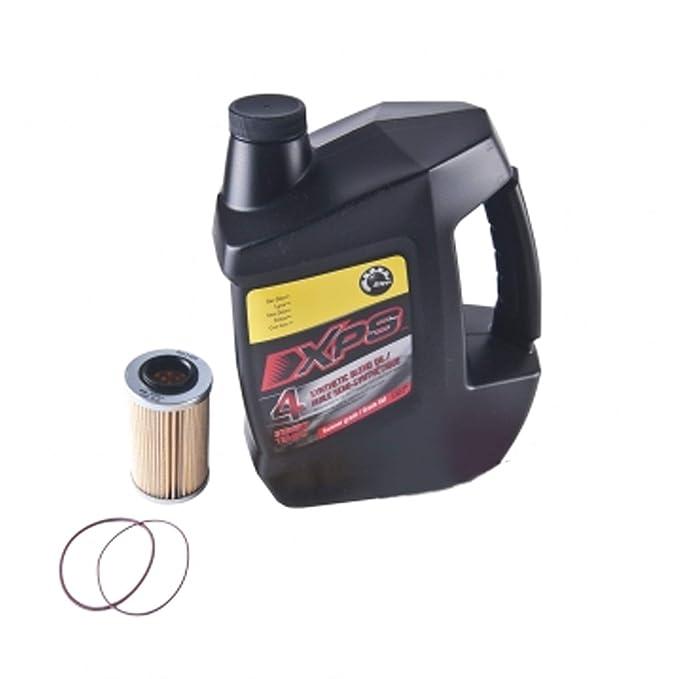 Sea Doo 4 Stroke Personal Watercraft Maintenance Oil Change Kit 295501075