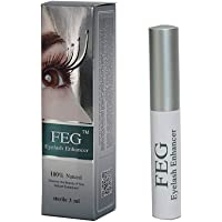 Eye Lash Growth Enhancer Serum for longer thicker eyelashes with Natural ingredients