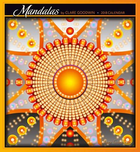 Clare Goodwin Mandalas 2018 Wall Calendar ebook