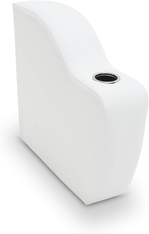 TaylorMade PRODUCTS 674630 Platinum Series Pontoon Furniture White 8.5