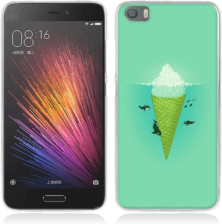 Funda para Xiaomi Mi5-Fubaoda-Alta Calidad Muchacha de la ...