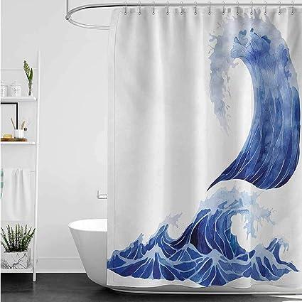 Amazon Com Andytours Home Decor Shower Curtain Ocean