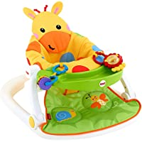 Fisher Price - Sit-Me-Up Floor Seat with Tray, Giraffe