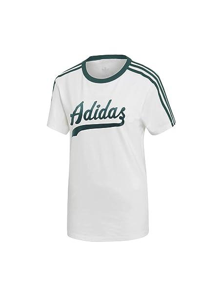 55dd44584cb9d adidas Originals Regular tee Camiseta Mujer  Amazon.es  Ropa y accesorios
