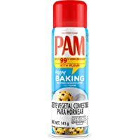 Pam Cooking Spray, Baking, 141 gramos