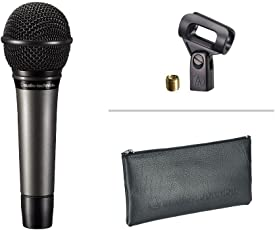 Audio-Technica ATM510 - Micrófono (Etapa/rendimiento, 90-16000 Hz, Cardioid microphone, Mini XLR (3-pin), Alámbrico, 170 x 53.7 mm)