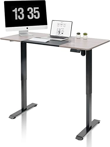 CLATINA Adjustable Height Standing Desk