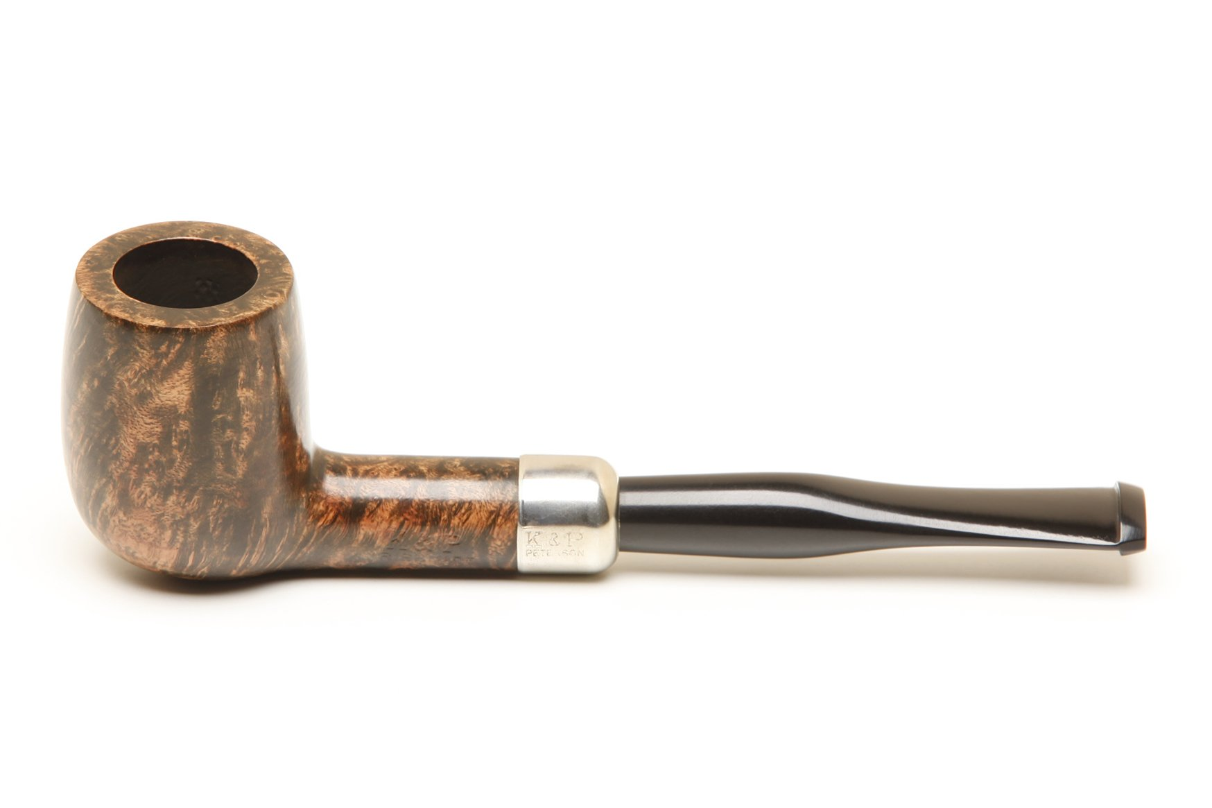 Peterson Irish Made Army 102 Tobacco Pipe - Fishtail by Peterson (Image #2)