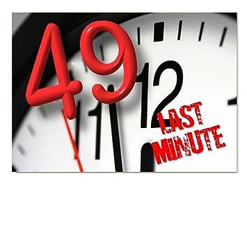 DigitalOase - Tarjeta de felicitación 49. Cumpleaños Last ...