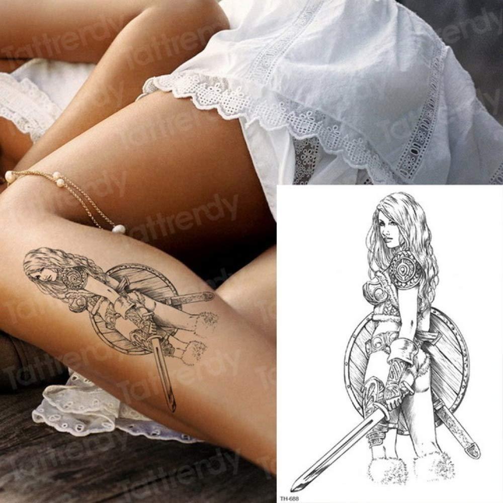 3 Piezas Patrón de Manga de Tatuaje Dibujo de Manga Patrón de ...
