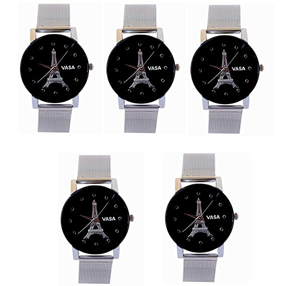 Wen Log and Time Concept Couple Watch Combo