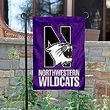 Northwestern University Garden Flag and Yard Banner