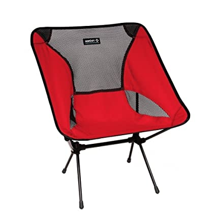 Image Unavailable. Image not available for. Color Helinox Chair One C& ...  sc 1 st  Amazon.com & Amazon.com : Helinox Chair One Camp Chair Red One Size : Big Agnes ...
