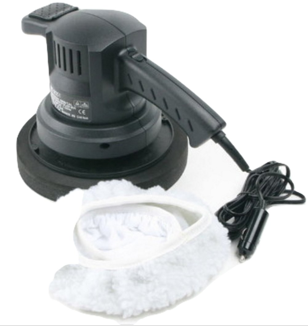CATECH AHT2001 Super Polisher Car Polisher DC 12V Diameter 23cm