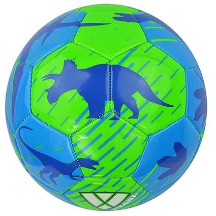Vizari Dino fútbol tamaño de la bola verde azul 5c621124ea1a7