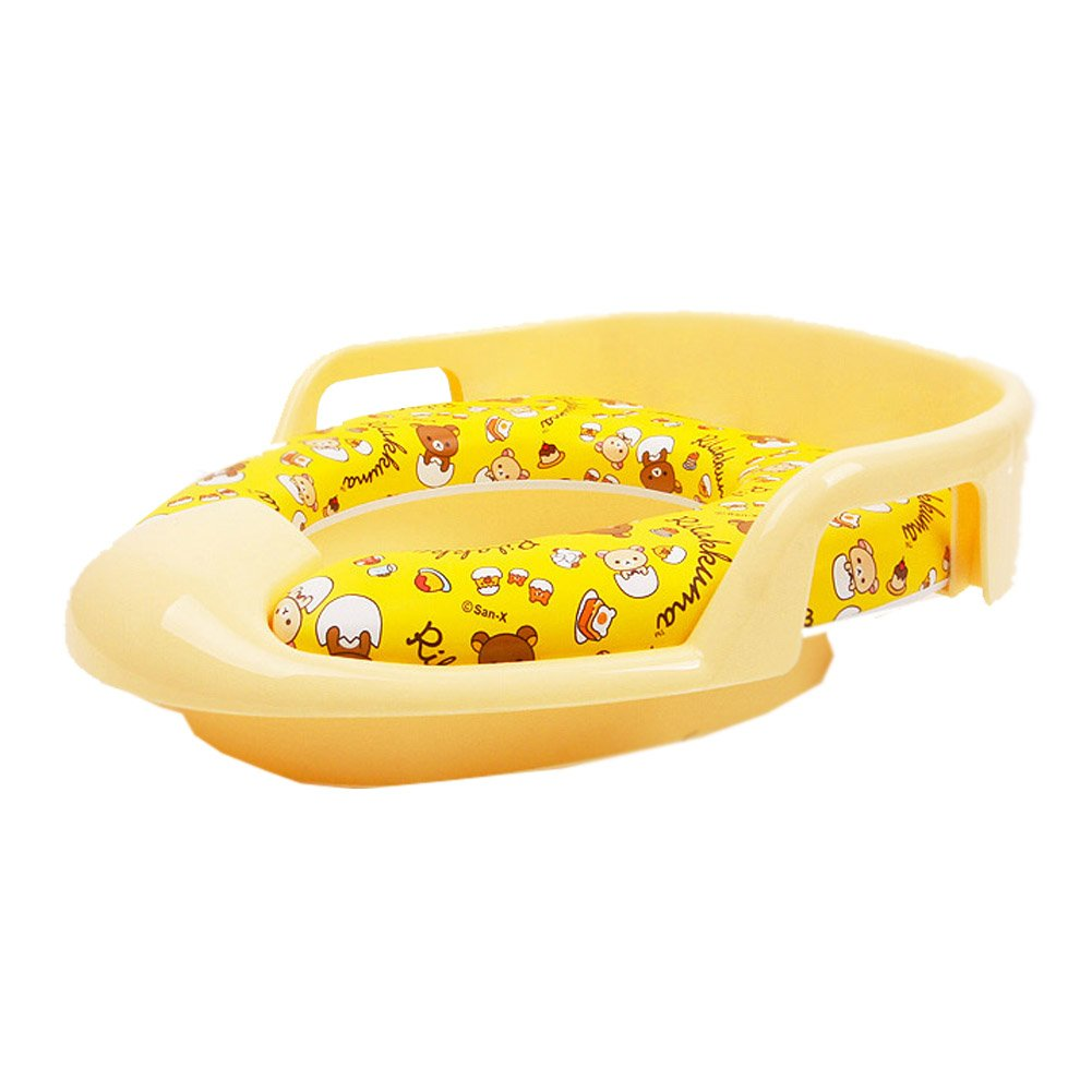 Rilakkuma Baby Toliet Cover/ Baby Toliet Trainer/Kids trainer Seat/ Toilet Rraining