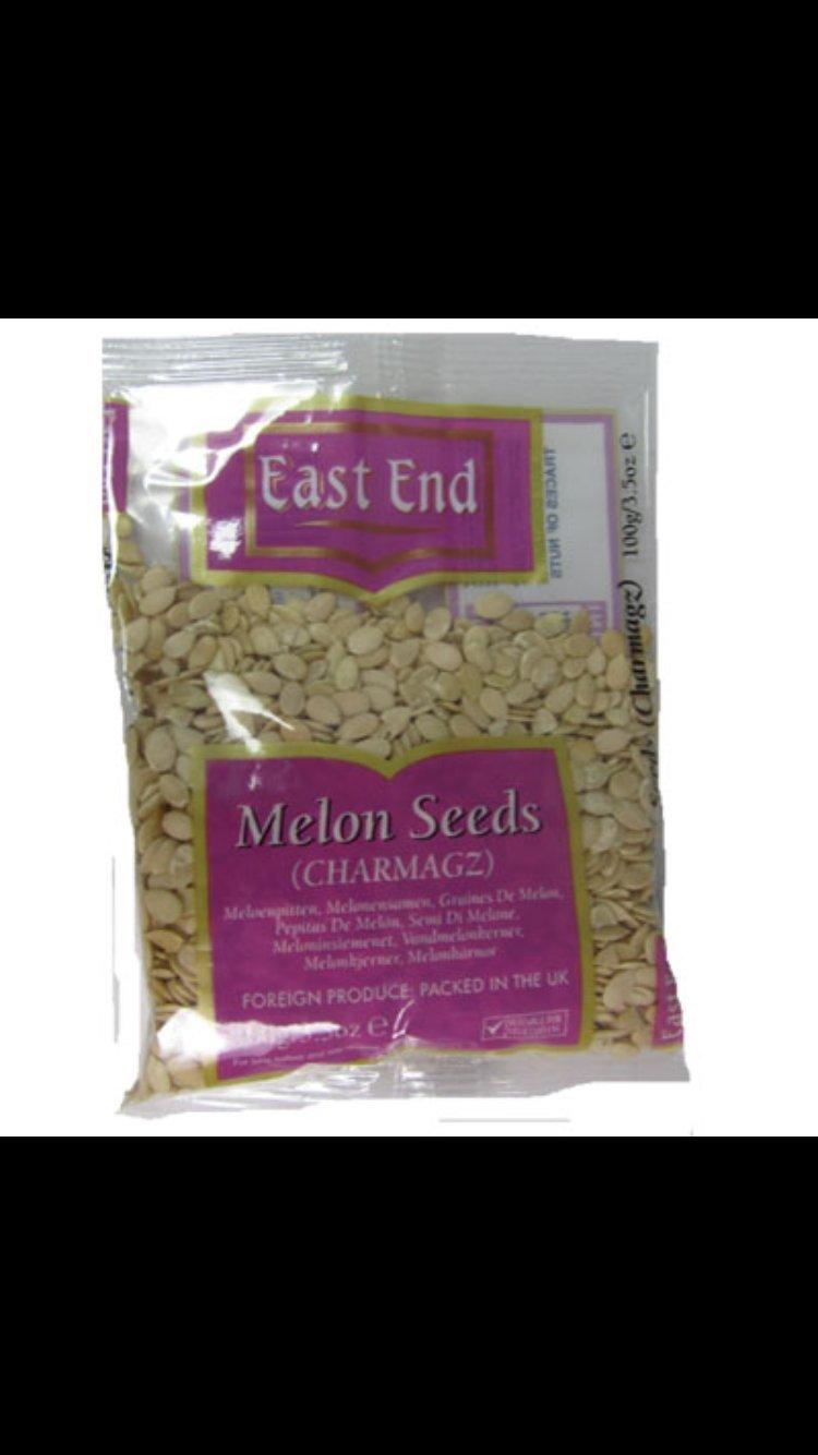 Melon seeds (100g): Amazon co uk: Grocery