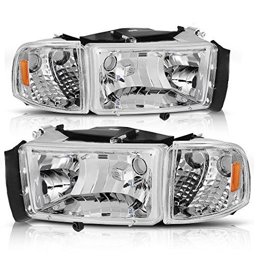 01 ram headlight bulbs - 4